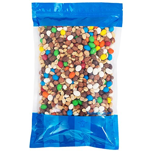 Bulk Peanut Palooza Trail Mix - 5 lbs in a Resealable Bag - Great for Candy Bowls - Vending Machine Refill - Wholesale - Parties!!!