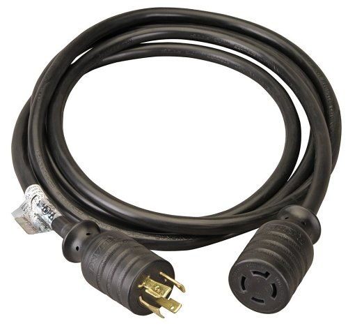 Reliance Controls PC2010 20-Amp (L14-20), 10-Foot Generator Power Cord