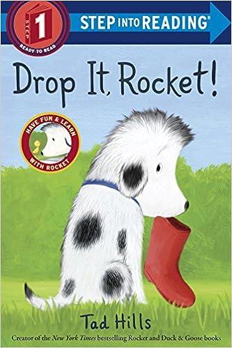 Amazon com: Drop It, Rocket! (Step Into Reading, Step 1