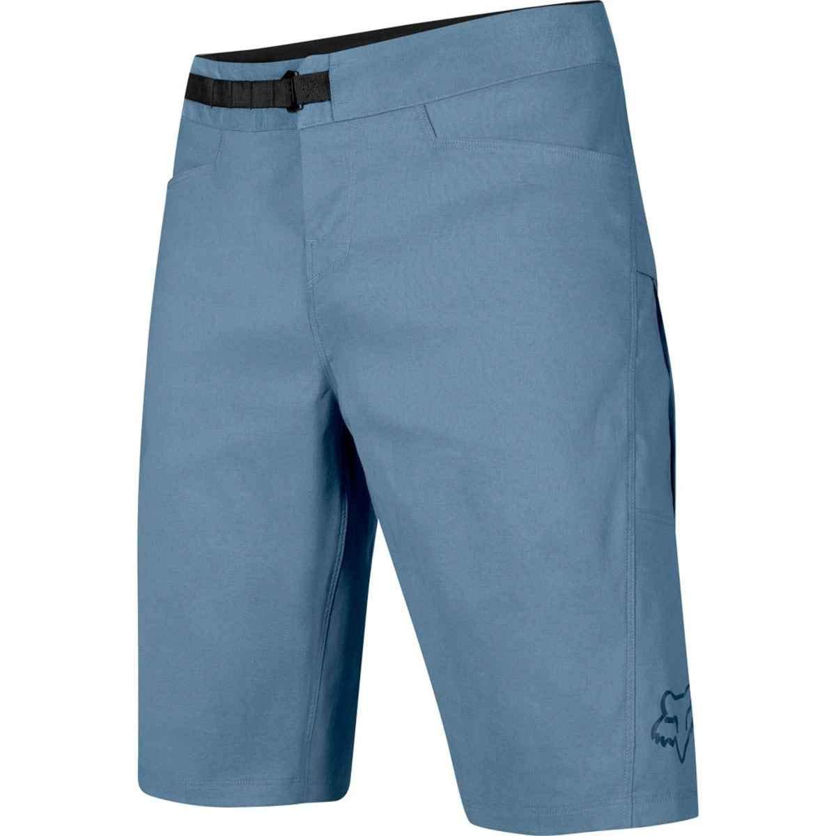 Fox Shorts Ranger Cargo Blue Steel, tamaño 30