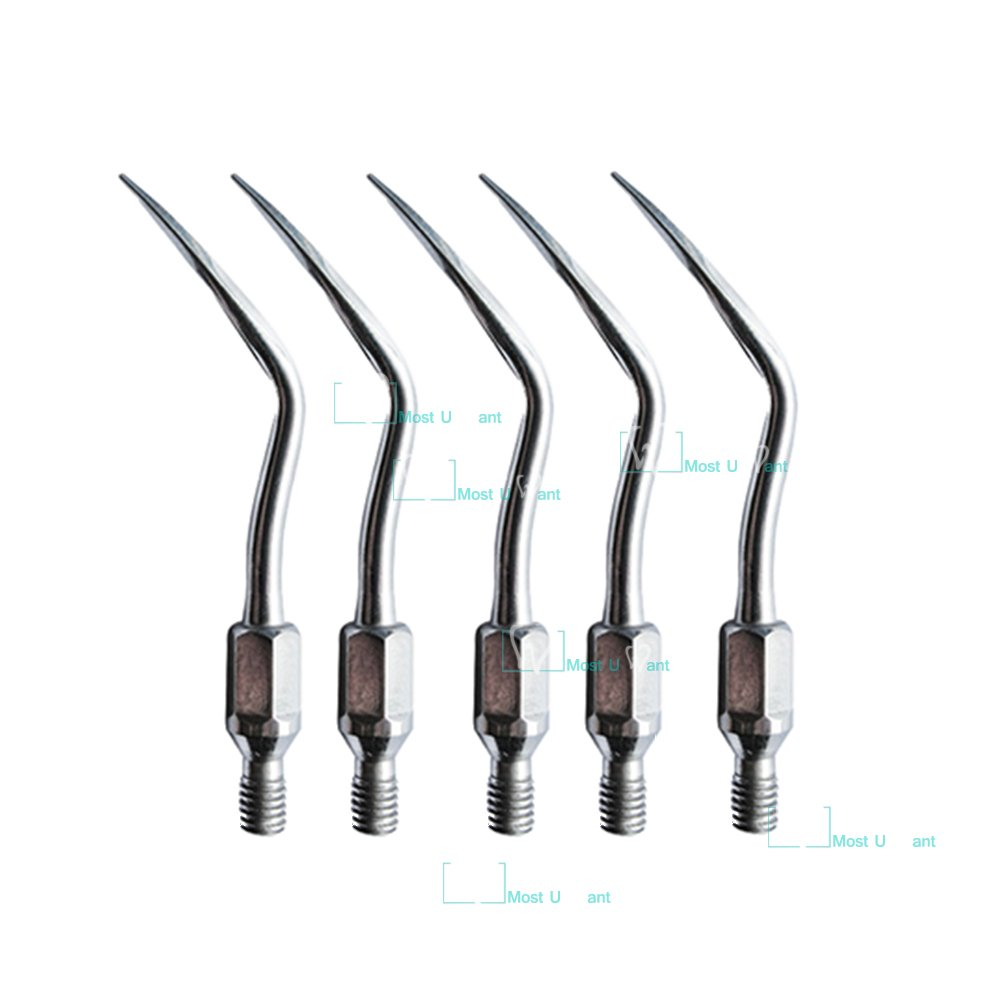 5pcs MUW® Dental Air Scaler Scaling Tip KAVO SONICflex Style #GK4 Compatible with KAVO SONICflex