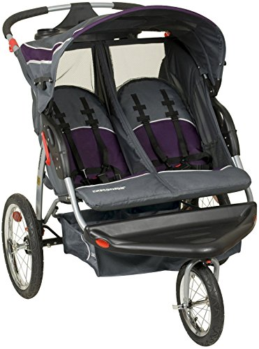 (Baby Trend Expedition Double Jogger, Elixer)