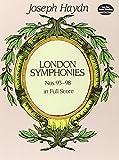 London Symphonies Nos. 93-98 (Dover Music Scores)