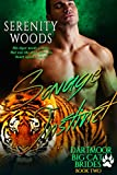 Savage Instinct (Dartmoor Big Cat Brides Book 2)
