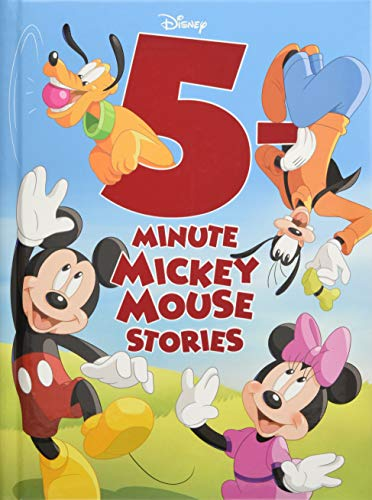 5-Minute Mickey Mouse Stories (5-Minute Stories)