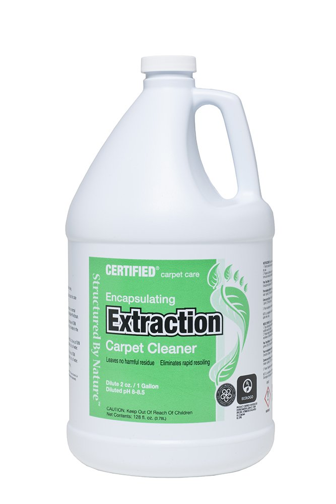 Nilodor 128SBN EXT Encapsulating Extraction Cleaner, 1 gal