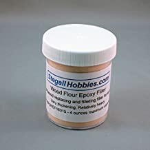 Wood Flour Epoxy Filler (4 Ounce)