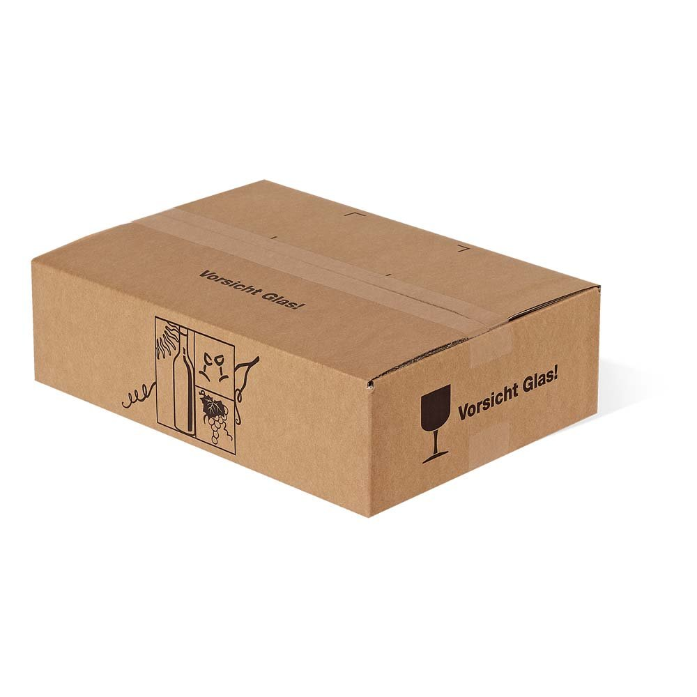 25 X 3 cajas de cartón, botellas de vino Cajas de Cartón ...