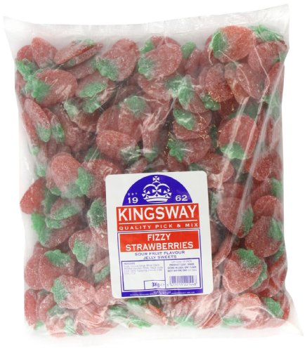 Kingsway Fizzy Strawberry 3 - Kingsway Stores