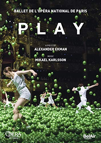 Alexander Ekman & Mikael Karlsson: Play by BelAir Classique