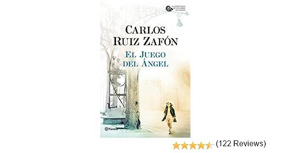 El Juego del Ángel eBook: Zafón, Carlos Ruiz: Amazon.es: Tienda Kindle