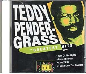 Teddy Pendergrass Greatest Hits