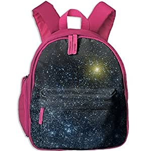 Galaxy Space Star Fashion Lightweight Printing Book Kid' Bag For Child School Kindergarten Backpacks