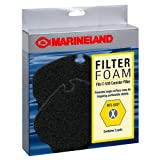 Marineland PA11501 C-530 Canister Filter Foam, 2-Pack