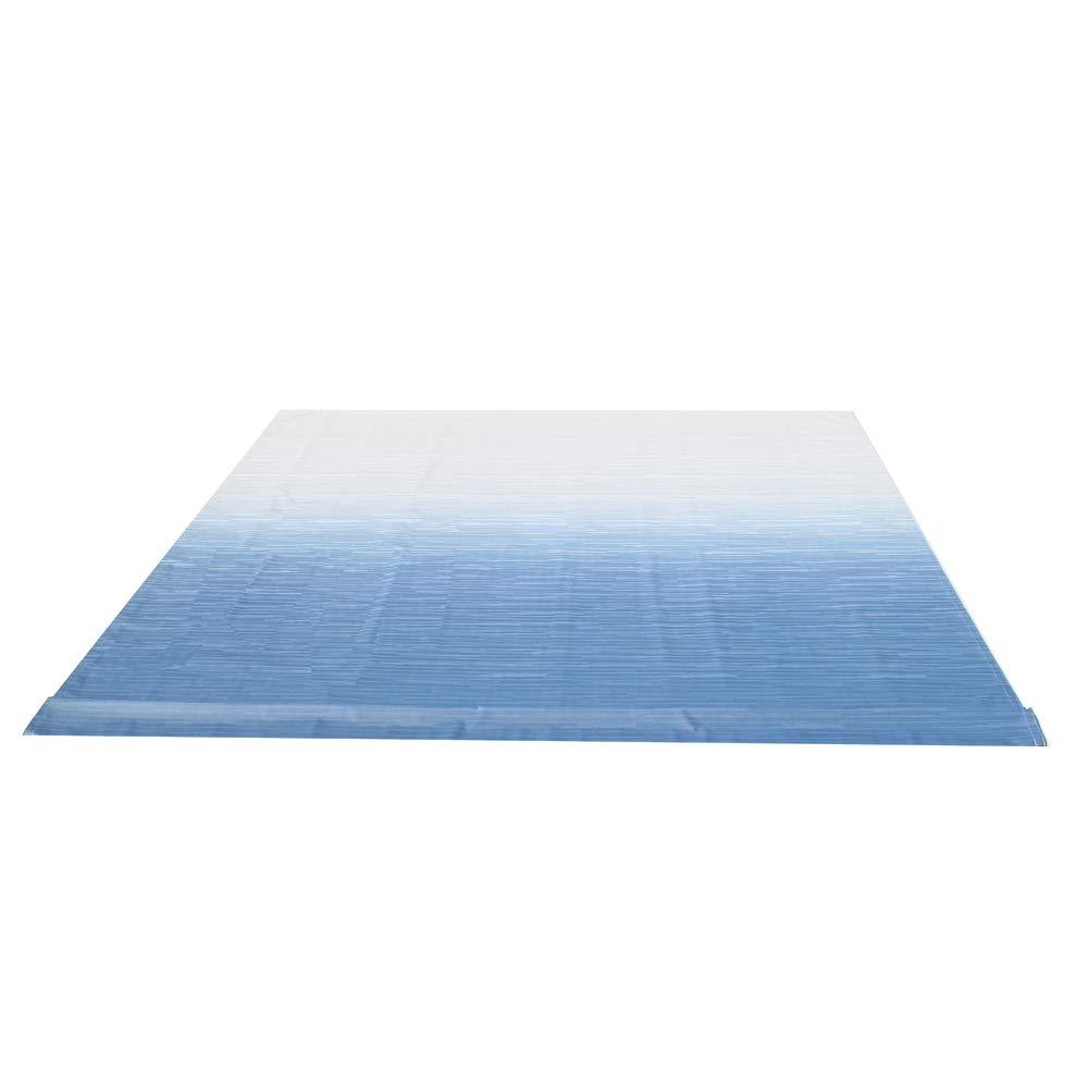 ALEKO RVFAB20X8BLUE24 RV Awning Fabric Replacement 20 x 8 Feet Blue Fade by ALEKO