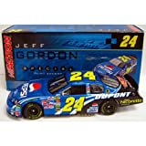 Jeff Gordon Unsigned 1:24 Scale Model Car