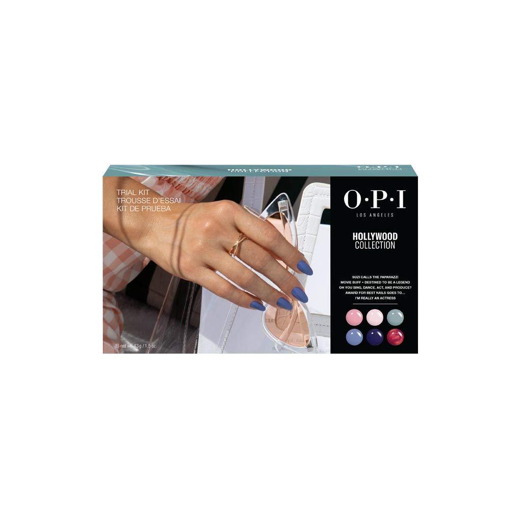 OPI Hollywood Collection '21, Dipping Powder Nail Color, Dipping Powder Nail Color for Long Wear
