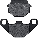 KMG 1987-2007 Kawasaki KL 650 (KLR) Rear Non-Metallic Organic NAO Disc Brake Pads Set
