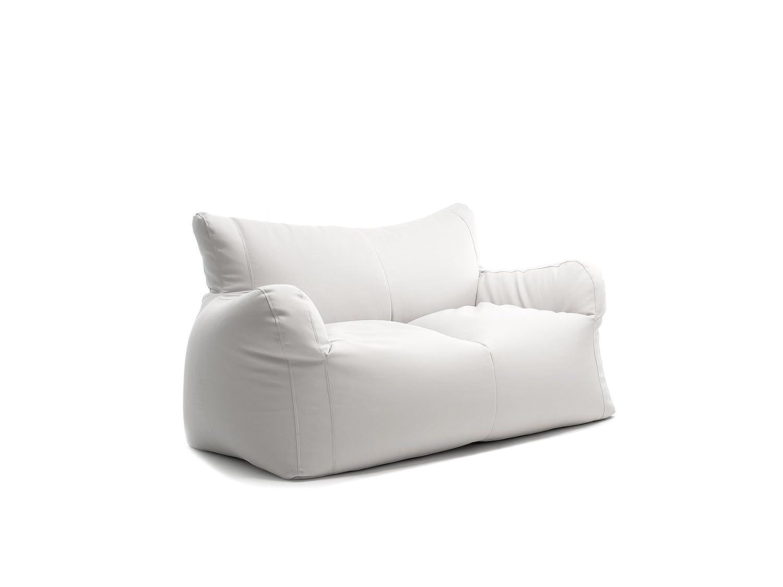 Checker 2-Sitzer Sofa - beige