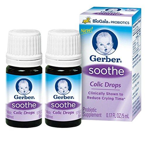 Gerber Soothe Colic Drops Ounces
