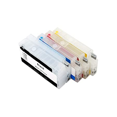 Hamis for HP 952 953 954 955 - Cartucho de tinta recargable con ...