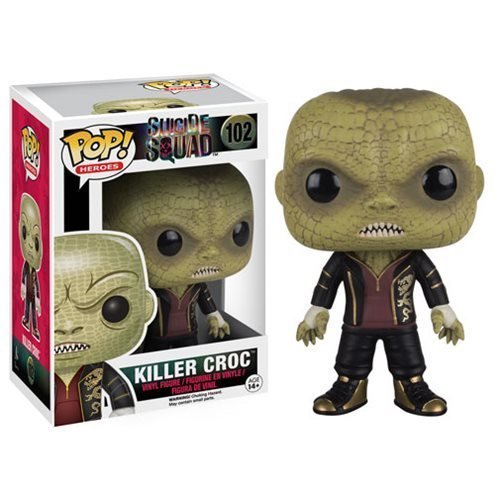 POP Movies: Suicide Squad - Killer Croc