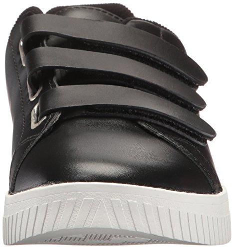 Tretorn Menns Carry2 Sneaker Sort Skinn ...