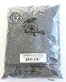1/4 inch Bonsai Lava Rock Black. 2 Quarts (115cu in) 2.5 Pounds Top Dressing