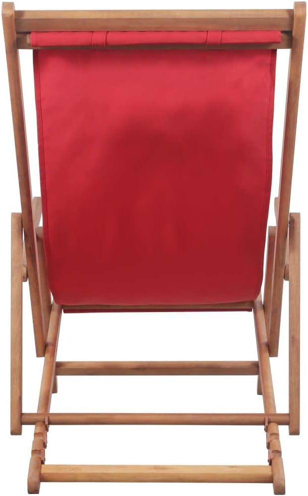 Sedie a Sdraio da Giardino in Tessuto Blu Festnight Sdraio Pieghevole