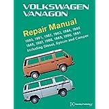 Volkswagen Vanagon Official Factory Repair Manual: 1980, 1981, 1982, 1983, 1984, 1985, 1986, 1987, 1988, 1989, 1990, 1991 by