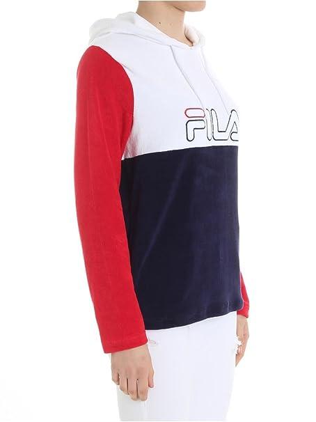 Fila - Sudadera - para mujer multicolor Talla de la marca XS: Amazon.es: Ropa y accesorios