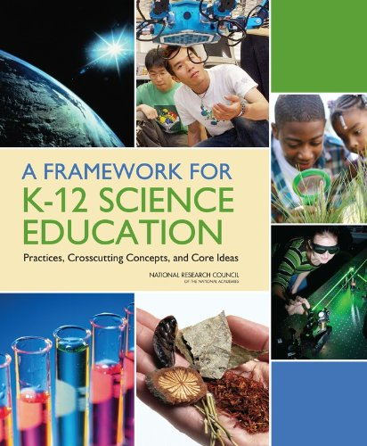 Pdf Teaching A Framework for K-12 Science Education: Practices, Crosscutting Concepts, and Core Ideas (Competitiveness)
