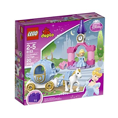 Lego Duplo Disney Princess Cinderellas Carriage from LEGO