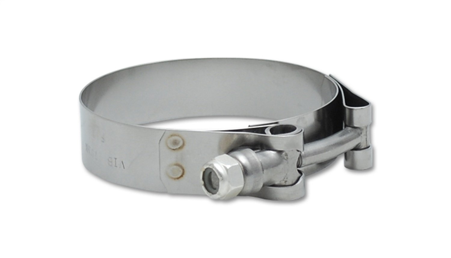 Vibrant 2796 Stainless Steel T-Bolt Clamp