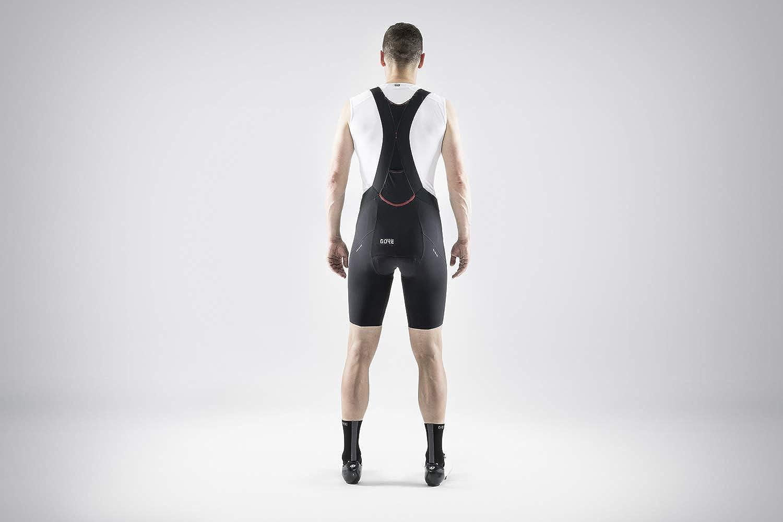 GORE WEAR C7 Mens Racing Cycling Bib Shorts with Seat Insert