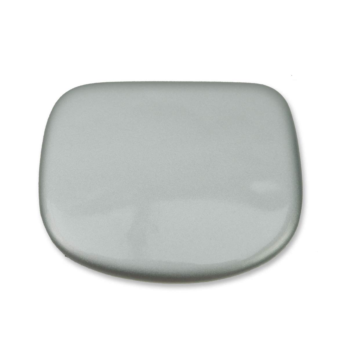 Nonstops Plastic Hole Rear Mirror Cover Silver Fits Toyota Hiace Commuter D4D 2005 2018 by Nonstops