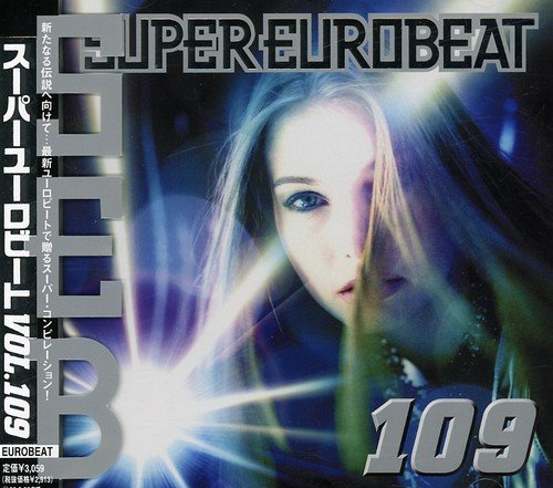 Super latest Limited Special Price Eurobeat Various 109