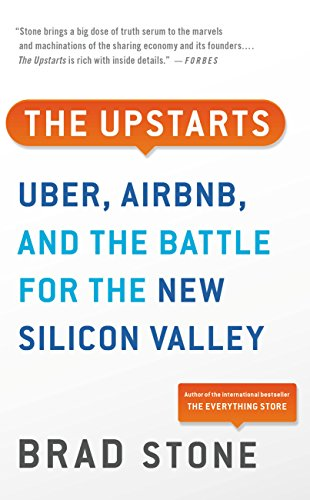 Amazon the upstarts how uber airbnb and the killer companies the upstarts how uber airbnb and the killer companies of the new silicon fandeluxe Gallery