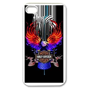 Harley Davidson For iPhone 4,4S Csae protection phone Case FXU296267