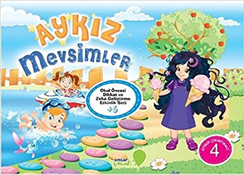 Aykiz Mevsimler Collective 9786059991469 Amazon Com Books