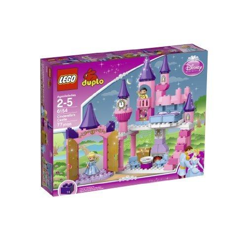[해외] LEGO CASTLE 6154 LEGO OF DUPLO PRINCESS CINDERELLA CINDERELLA'S CASTLE