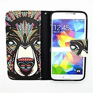 SHOUJIKE Samsung S5 I9600 compatible Special Design Plastic/PU Leather Full Body Cases