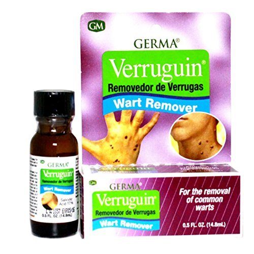 affordable Verruguin Skin Wart Remover ..Removedor De Verrugas 0.5 Fl. Oz. (14.8 Ml)