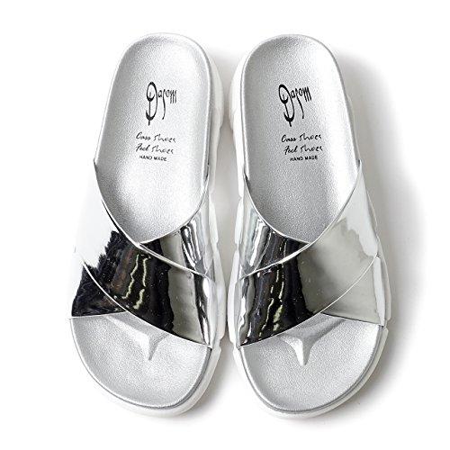 優れました必要政治家(エムエイチエー) M.H.A.style コンフォートサンダル レディース サンダル 靴 スポーツ sktkb 21934