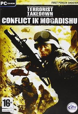 Terrorist Takedown Mogadishu (UK)