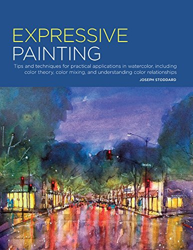Portfolio: Expressive Painting: Tips and techniques for practical applications in watercolor, including color theory, color mixing, and understanding color relationships