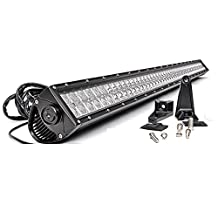 STANSEN 288W 50in Off Road LED Work light Bar For Jeep off road Van Camper Wagon ATV AWD SUV 4WD 4x4 Pickup Van Off-road h-series