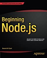 Beginning Node.js Front Cover
