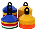 sport cone discs - World Sport 50 Disc Cone Set with Carrier