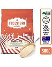 Foodsterr Oat Bran Fine, 500g